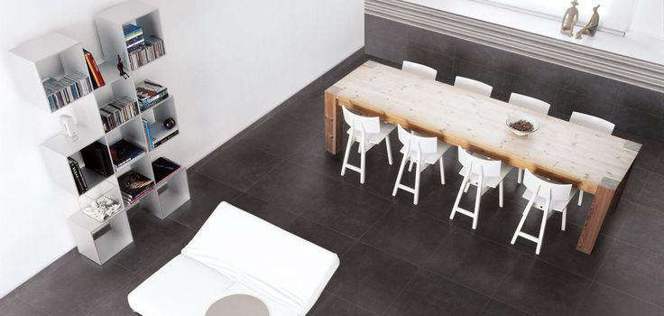 Falzone carrelages Liège Verviers   ASPECT CIMENT