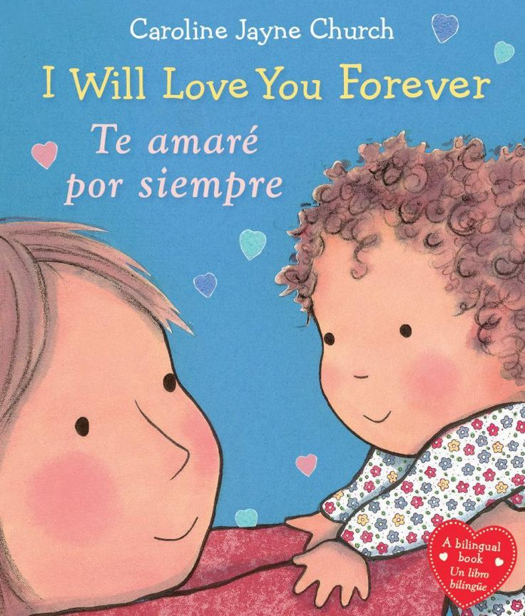I Will Love You Forever / Te Amare Por Siempre.. love how it's in Spanish also