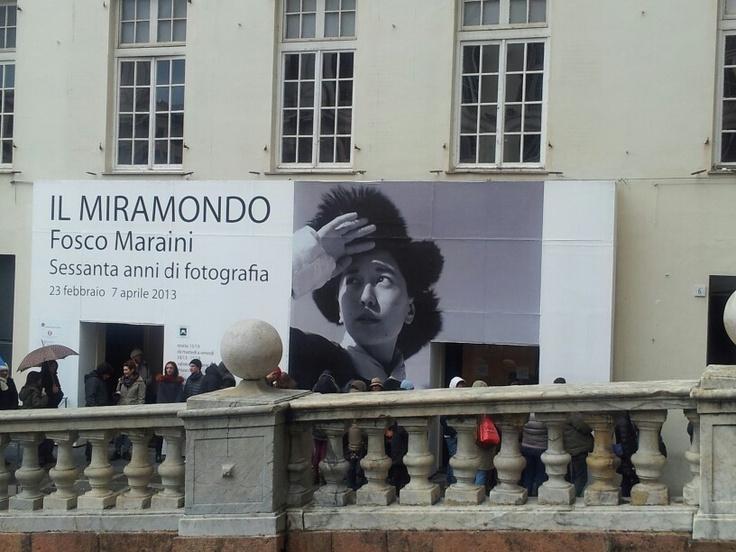Fosco Maraini - Genova
