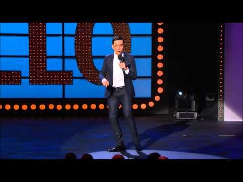 Russell Kane Live At The Apollo - YouTube
