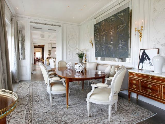 79 Best Banquette Dining Table Images On Pinterest