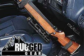 SuperJagd - Jagd Shop: Gewehrhalter mit Bodenmontage von Rugged Gear
