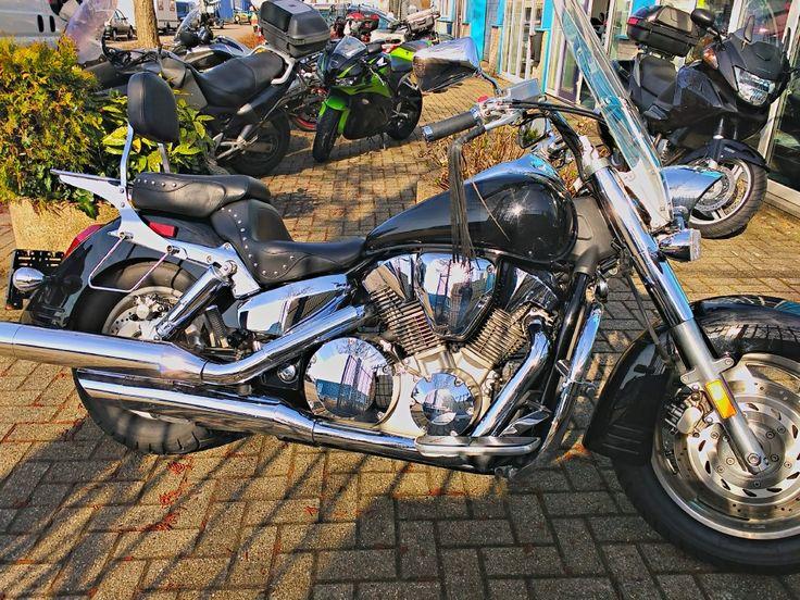 Honda VTX1300 - Bakker motors Zaandam www.bakkermotors.nl