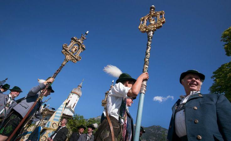 Katholische Kirche: Fronleichnam - was wird da eigentlich gefeiert? - SPIEGEL ONLINE - Panorama