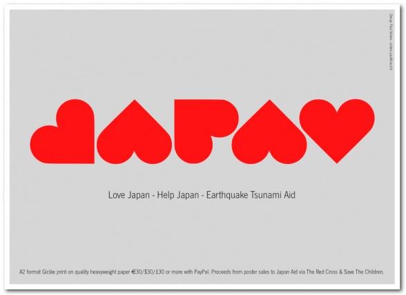 Japó, al cor- Japan, at our hearts.