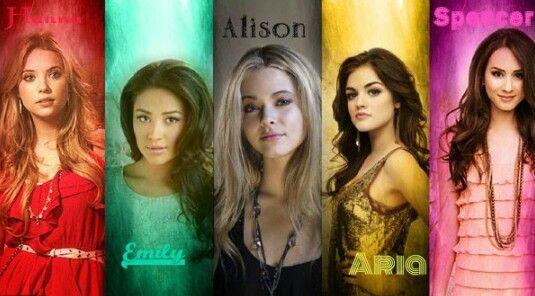 Az 5 lány