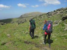 Cerro Aspero Pueblo Escondido, Trekking a Cerro Aspero desde Merlo San Luis o Cordoba