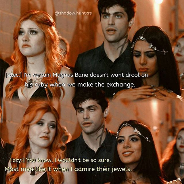 "#Shadowhunters 1x04 ""Raising Hell"""