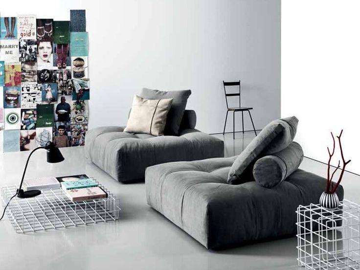 PIXEL Corner Armchair By Saba Italia Design Sergio Bicego