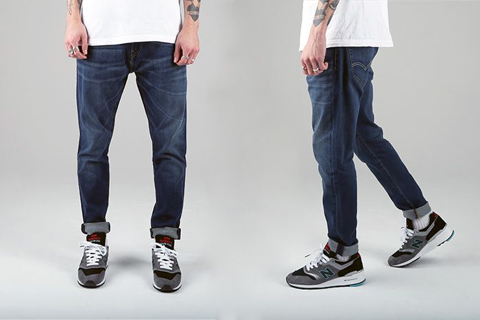 How Do Levi's 520 Jeans Fit? Our Handy Levis Fit guide shows you how.