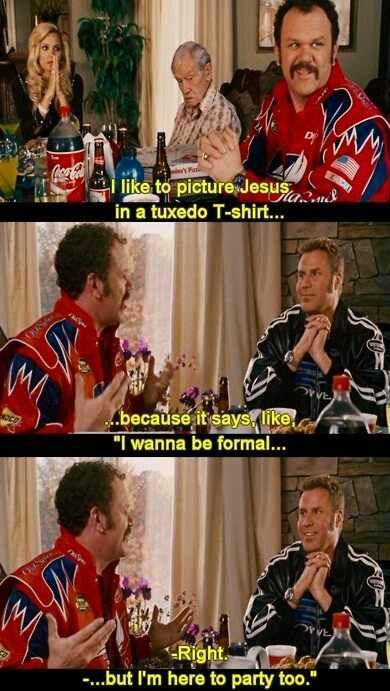 Talladega Nights best movie of the century