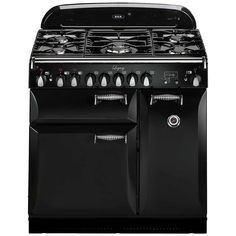 """This AGA Legacy 36"""" Dual Fuel Range out looks and out cooks other pro-style ranges. Boasting a versatile cooktop and flexible electric ovens http://www.bdcost.com/oven"""