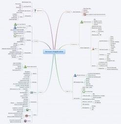 Les cartes heuristiques: un outil de prise de notes, un exemple avec XMind