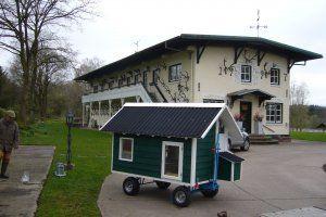 Hühnerhaus XXL - Hühnerhaus Mobil