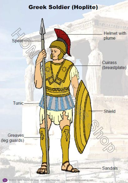 ancient greek soldier uniform wwwimgkidcom the image