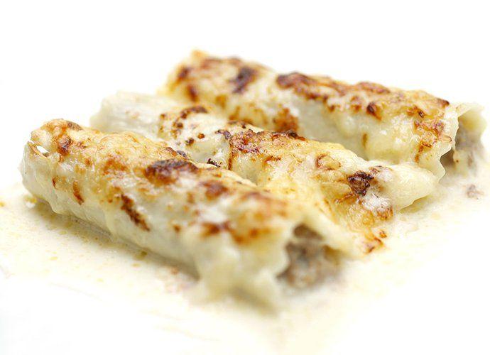 Canelones de carne para #Mycook http://www.mycook.es/cocina/receta/canelones-de-carne