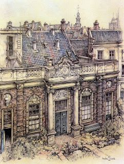 Holland. Anton Pieck