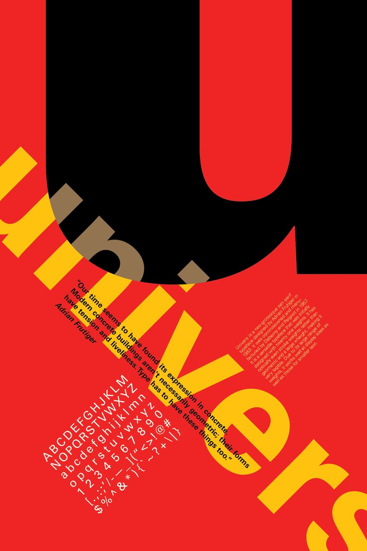 2 color poster design - Image Result For Type Color Posters Helvetica