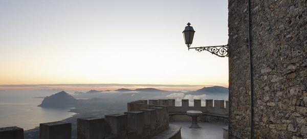 Erice, Trapani, Sicilia. UN TRIPUDIO..INCOMMENSURABILE !
