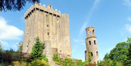 Number 23 ~ Kiss the Blarney stone