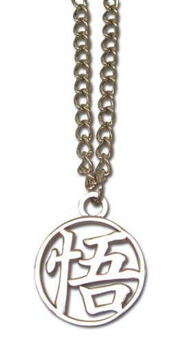 Dragon Ball Z Goku Symbol Necklace ** To view further for this item, visit the image link.