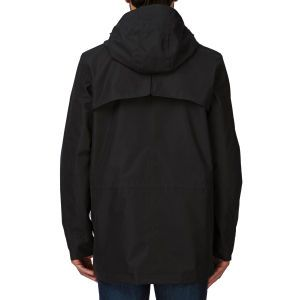 Jack Wolfskin Bukoba Texapore Jacket - Black | Free UK Delivery*
