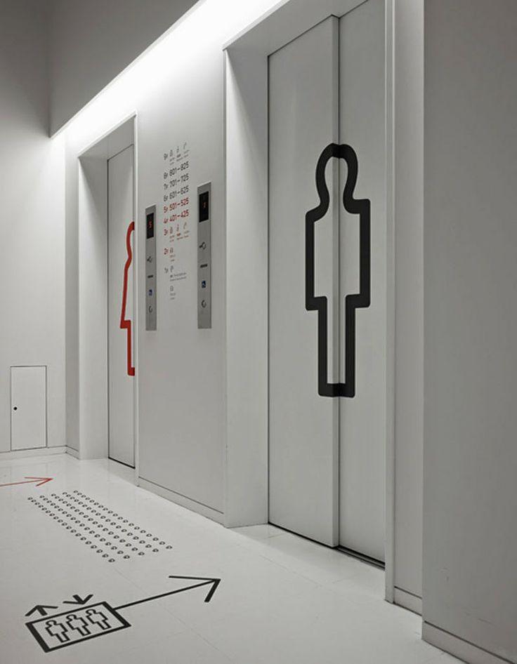 Una selección de recursos innovadores de señalización para museos, restaurantes y tiendas / 9h, Hotel, Jonathan Savoie, Tokio