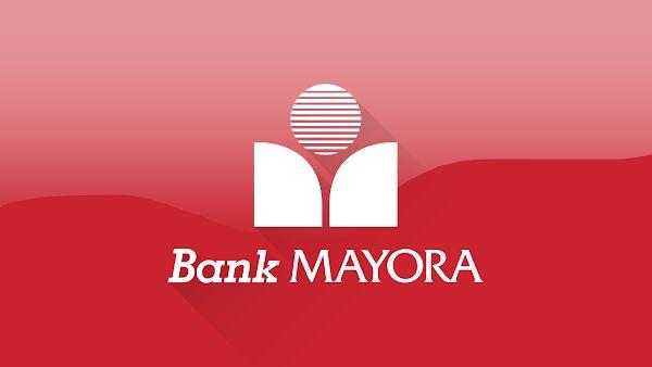 Logo Bank Mayora