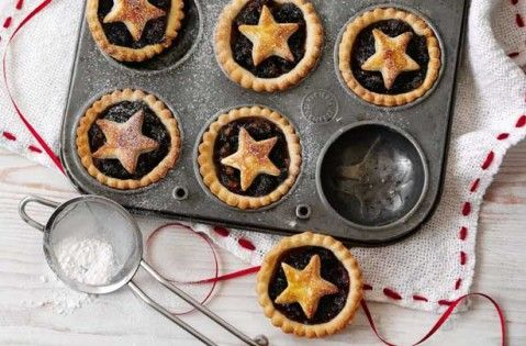 Slimming World's mince pies recipe - goodtoknow