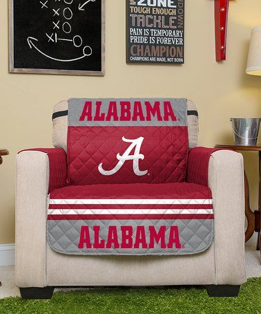 Another Great Find On #zulily! Alabama Crimson Tide Reversible Chair  Protector #zulilyfinds