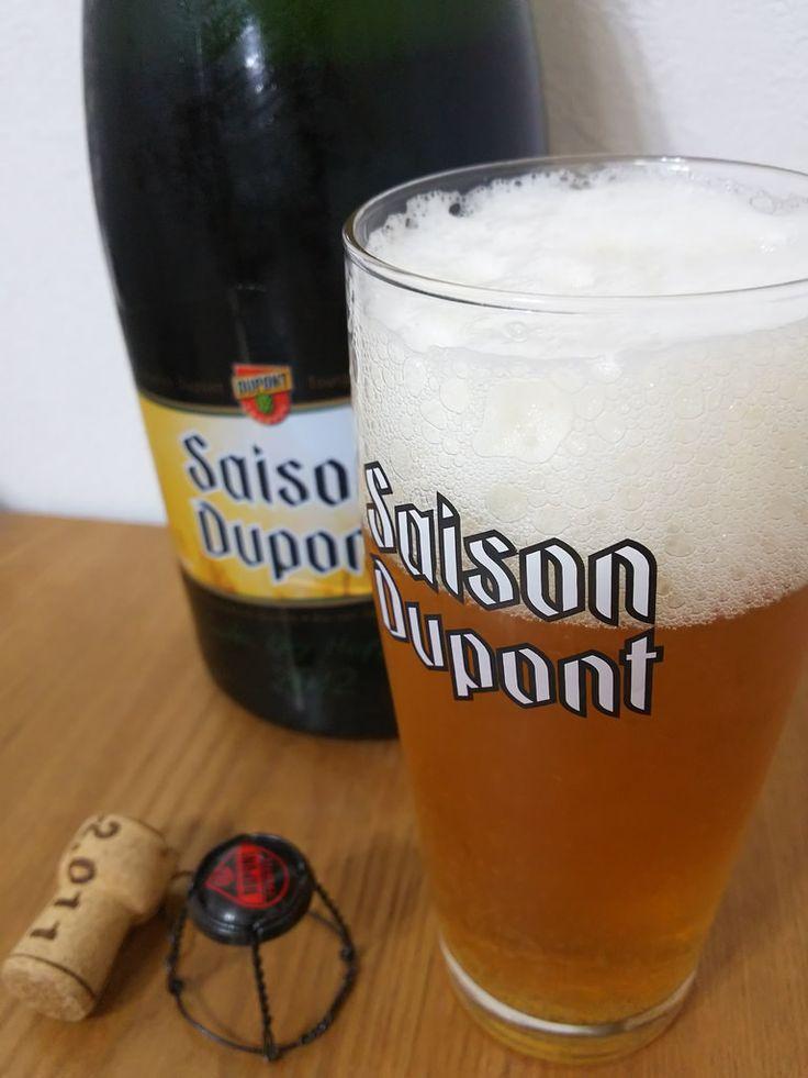 Saison Dupont Cuvée Dry Hopping 2012 Saison Dupont Cuvée Dry Hopping 2012 Alc.65%Vol e15L Brasserie Dupont Rue Basse 5 B-7904 TOURPES http://ift.tt/1g8cmiy
