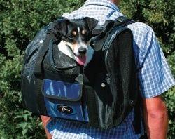 Sekk Connor til transport av hund/Katt