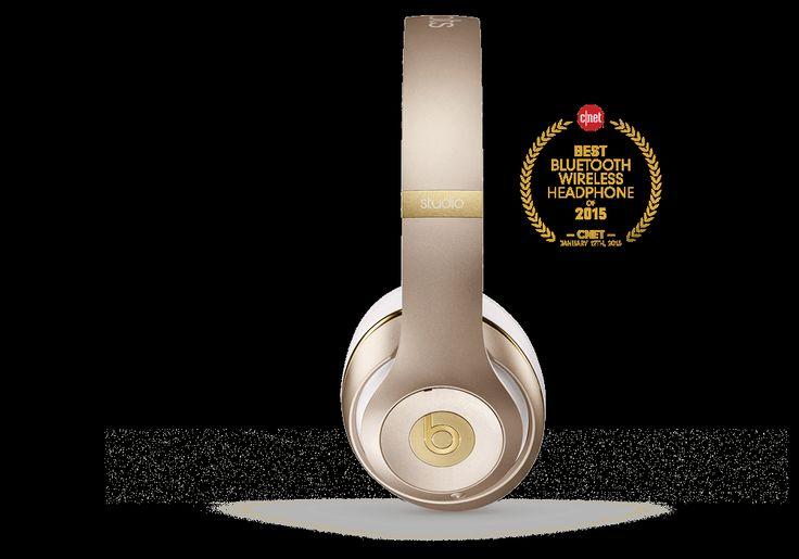 Beats Studio Wireless, Champagne