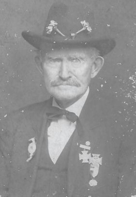 John Wiley Powell, 33rd Alabama Infantry Survived Franklin
