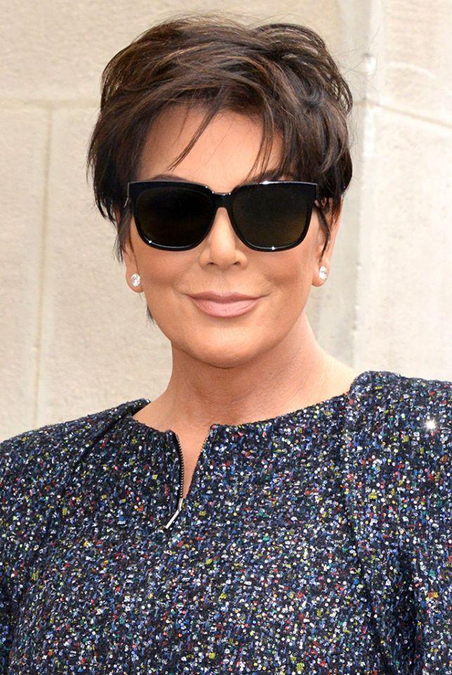 Mom Kardashian Hair February 2017