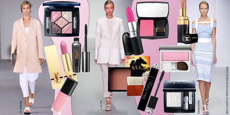 make up rosa nude