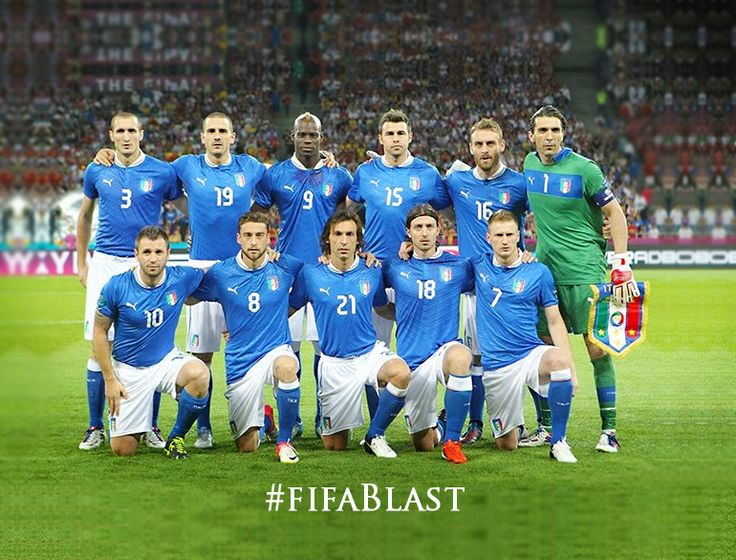 Italy: World Cup 2014 FIFA Team Preview @Matty Chuah Royale