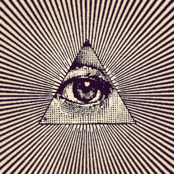 All On The Illuminati: Best 25+ All Seeing Eye Ideas On Pinterest