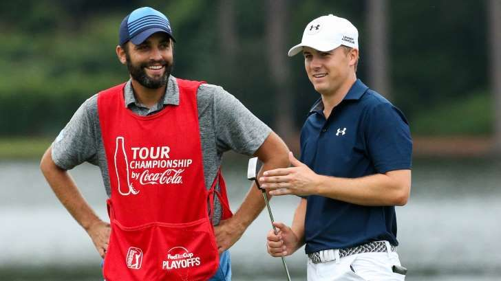 Jordan Spieth made a lot of money this year and so did his caddie; more money than Tiger Woods in 2015.