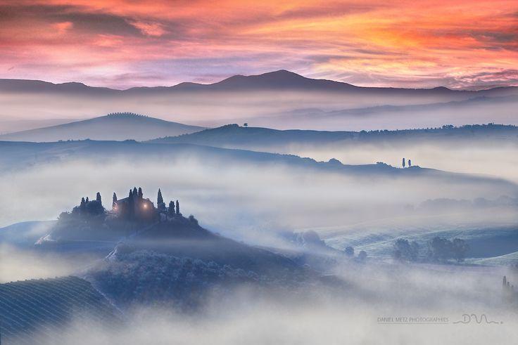 Tuscany by Daniel Metz