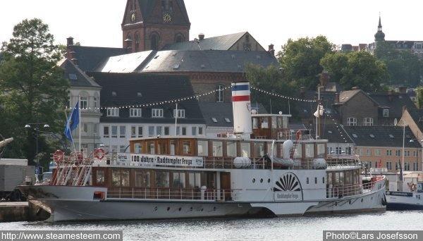 Raderstoomboot De Nederlander