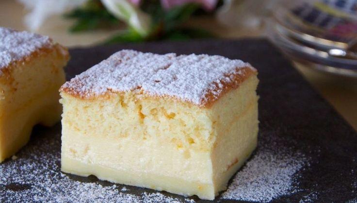 Το magic cake βανίλιαςέχει τρελάνει τα τελευταία χρόνια τους pastrylovers και όχι άδικα! Είναι ένα εύκολο κέικ με διαφορετικές υφές… Η μαγεία συμβαίνει στο φούρνο την ώρα που ψήνεται και διαχωρίζεται σε τρεις στρώσεις!    Χρόνος προετοιμασίας: