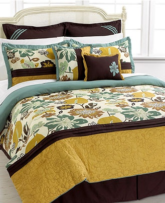17 Best Images About Bedspreads Yellow On Pinterest