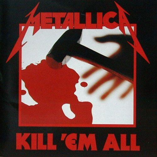 Metallica - Kill 'Em All (Vinyl, LP, Album) at Discogs