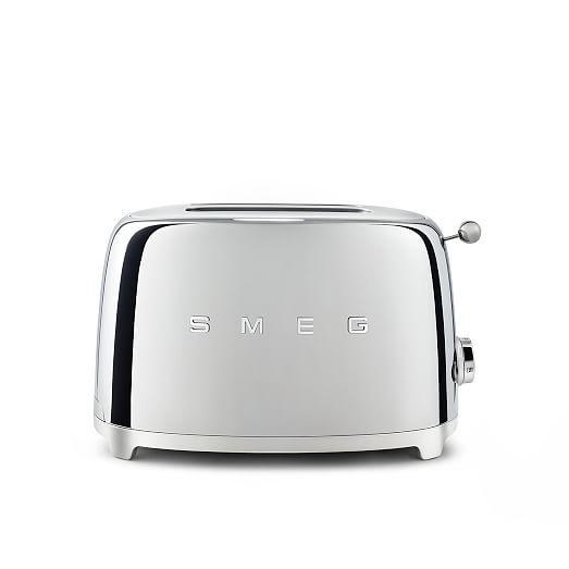 SMEG Toaster - 2 Slice | West Elm $139