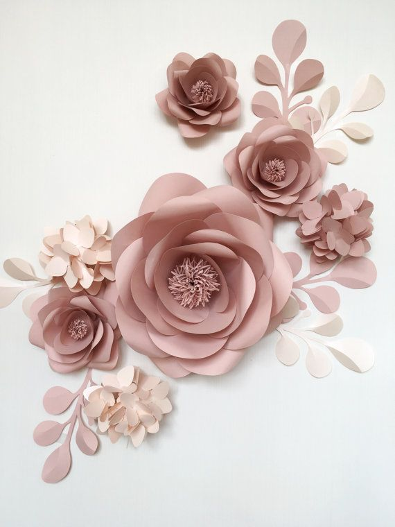 30 best Paper Flowers images on Pinterest   Giant paper flowers     Wedding Backdrop   Backdrop Ideas   Wedding Backdrop Ideas   Backdrop  Inspiration  code  110   Large Paper FlowersPaper