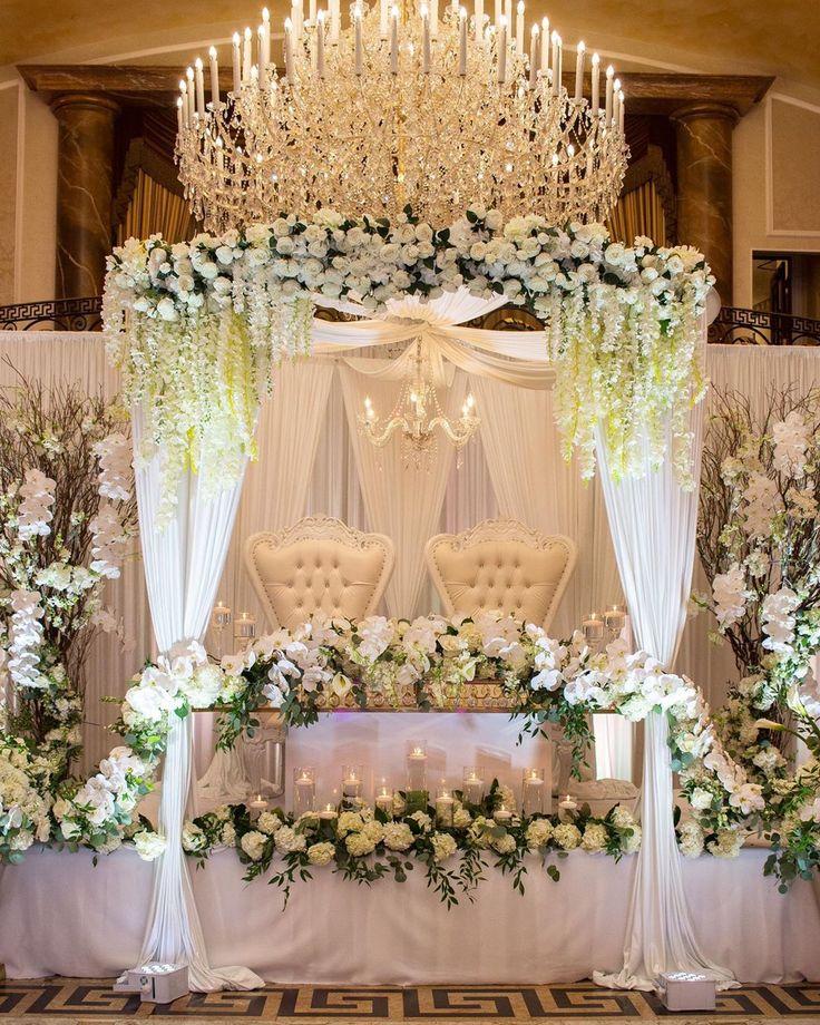 "Royal Backdrops/Wedding Decor on Instagram: ""Enchanted ..."