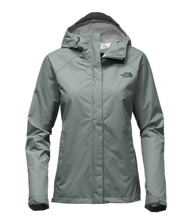 North Face Windbreaker Jacket Color: Balsam Green Heather ~ $100