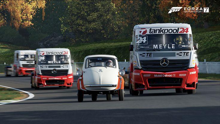 Forza Motorsport 7 op de Xbox One X in 4K - https://www.topgear.nl/autonieuws/forza-motorsport-7-op-de-xbox-one-x-in-4k/