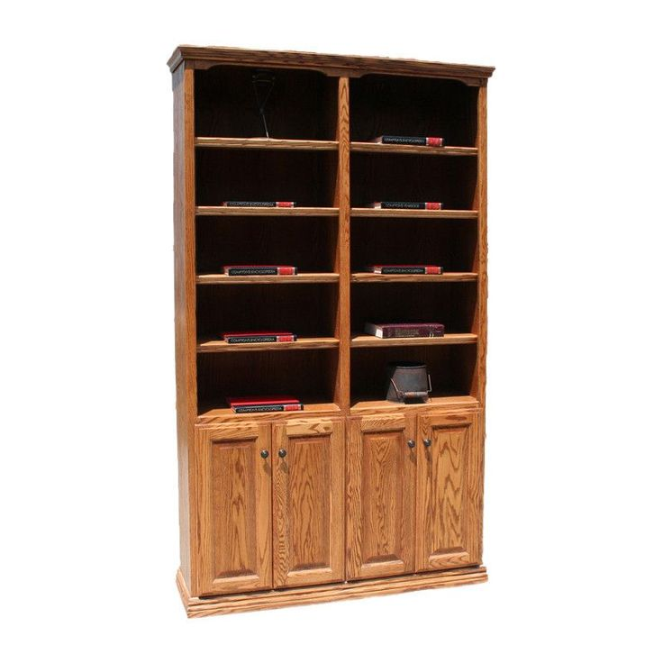 27 best Bookcases with Doors images on Pinterest